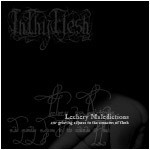 InThyFlesh - Lechery Maledictions And Grieving Adjures To The Concerns Of Flesh, CD