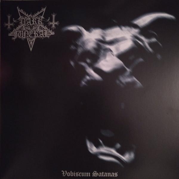 Dark Funeral - Vobiscum Satanas [blue/black marble - 400], LP