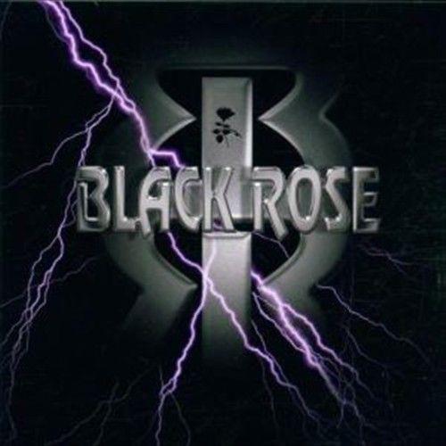 Black Rose - s/t, CD