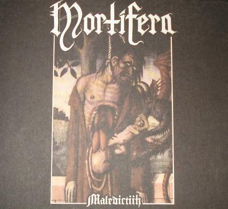 Mortifera (Fra) - Maledictiih, DigiCD