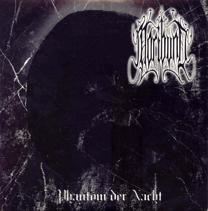 "Moribund - Phantom Der Nacht, 7"""