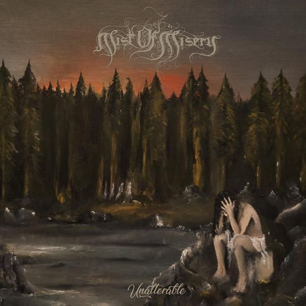 Mist Of Misery - Unalterable, Digi-2CD