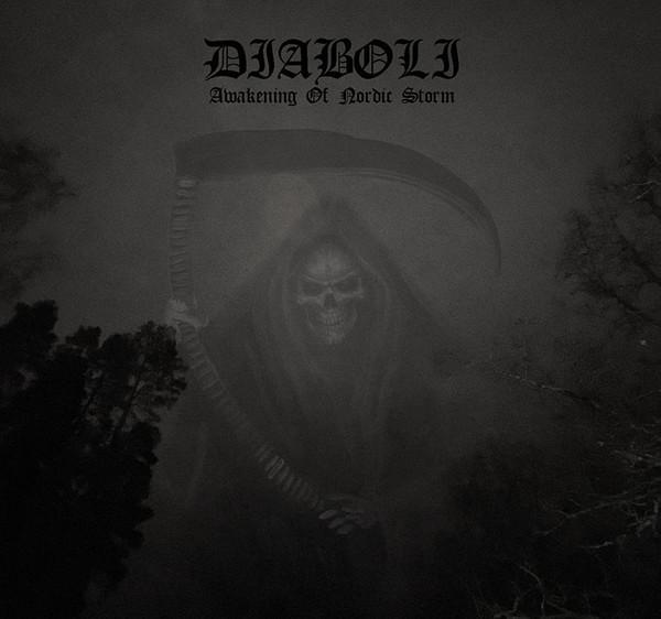 Diaboli - Awakening Of Nordic Storm, DigiCD