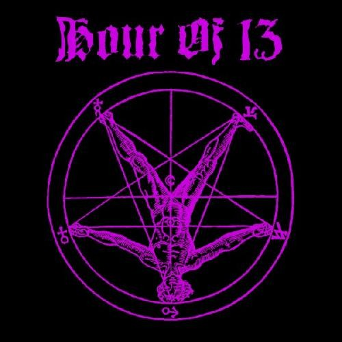 """Hour Of 13 - Possession/Darkness, 7"""""""