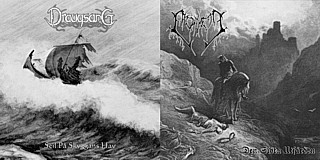 Draugsang/Mörker - Split, LP