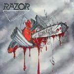 Razor (Can) - Violent Restitution, LP