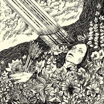 Jex Thoth - Blood Moon Rise, LP
