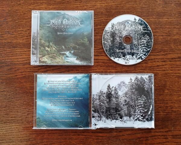 Cân Bardd - Nature Stays Silent, CD