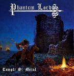 Phantom Lords - Temple Of Metal, CD