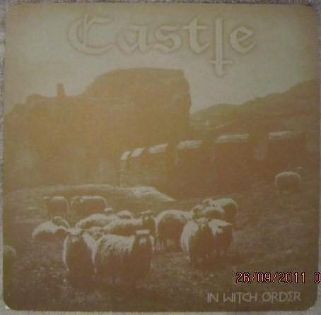 Castle - In Witch Order [white - 275], LP