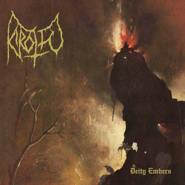 Kirottu - Deity Embers, CD