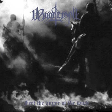 Woodtemple - Feel The Anger Of The Wind, LP