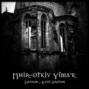 Dapnom / Kenji Siratori - Nhir-otkiv Yima'k, CD