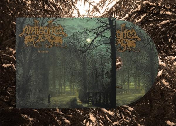 Antigone's Fate - Insomnia, CD