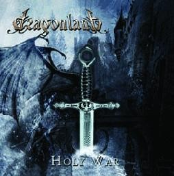 Dragonland - Holy War, CDBOX