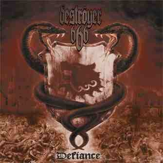 Deströyer 666 - Defiance, DigiCD