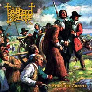 Reverend Bizarre - Crush The Insects, CD
