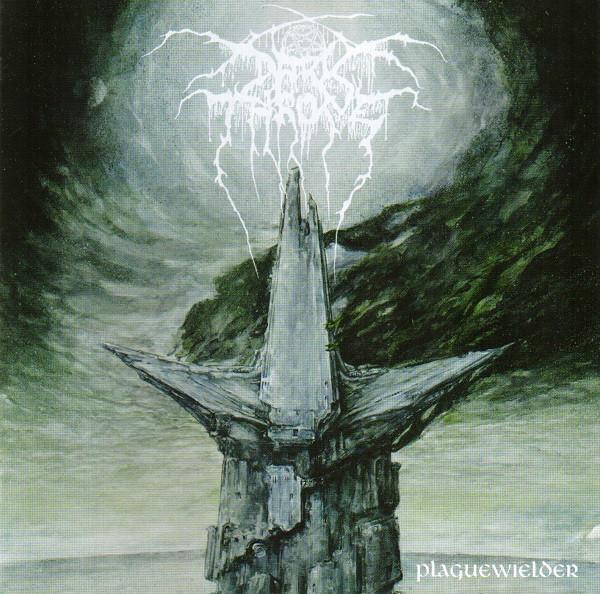 Darkthrone - Plaguewielder, CD