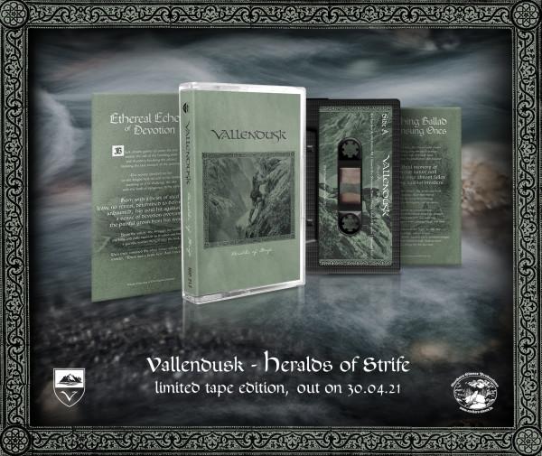 Vallendusk - Heralds of Strife, MC
