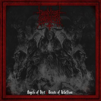 Darkmoon Warrior - Angels of Dirt | Beasts of Rebellion, CD