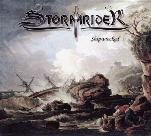 Stormrider (Ger) - Shipwrecked, DigiCD