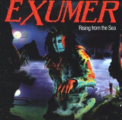 Exumer - Rising From The Sea + Whips & Chains, CD