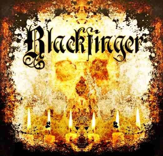 Blackfinger - s/t, LP