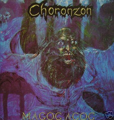 Choronzon - Magog Agog, CD