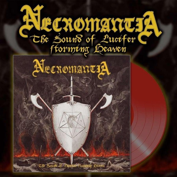 Necromantia - The Sound Of Lucifer Storming Heaven [red - 250], LP