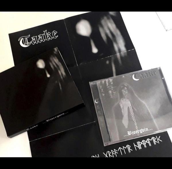 Taake - ...Bjoergvin..., SC-CD