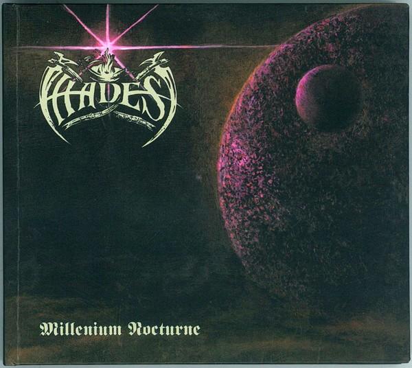 Hades Almighty - Millenium Nocturne, CD DIGIBOOK