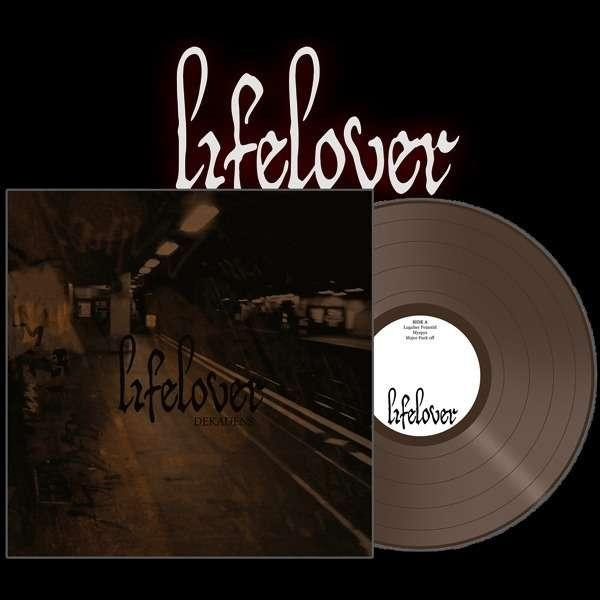 Lifelover - Dekadens [brown], LP