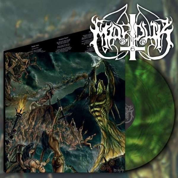 Marduk - Opus Nocturne [clear/green - 500], LP