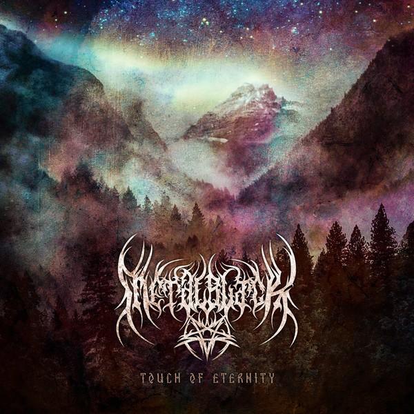 MetalBlack - Touch of Eternity, DigiCD