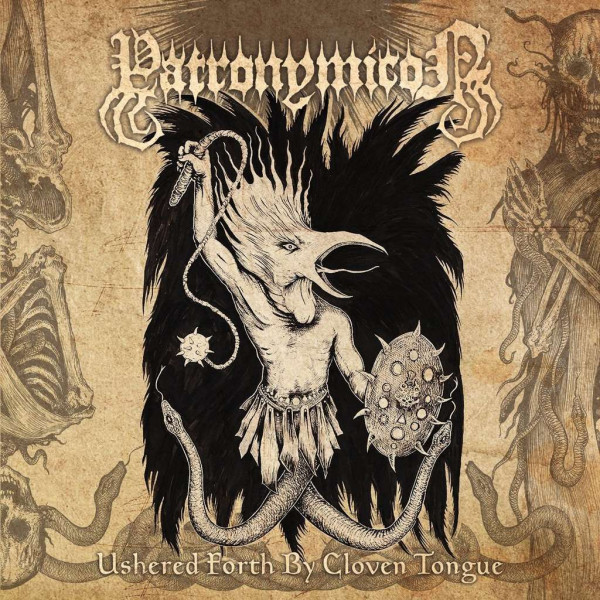 Patronymicon - Ushered Forth By Cloven Tongue, CD