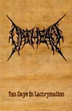 Oathean - Ten Days In Lachrymation, A5CD