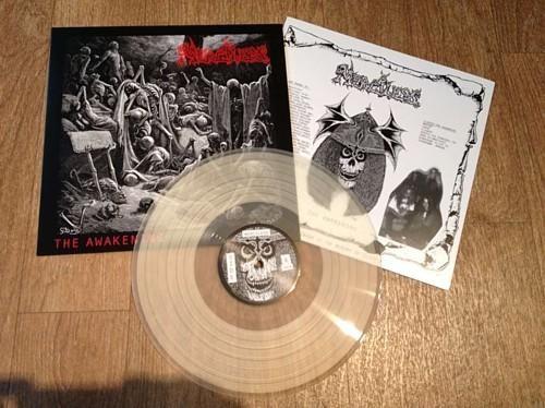 Merciless - The Awakening [clear - 375], LP