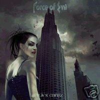Force Of Evil - Black Empire, CD