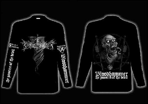 Bloodhammer - The Passion Of The Devil [M], TS