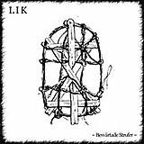 Lik - Besvärtade Strofer, CD