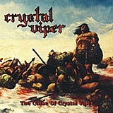 Crystal Viper - The Curse Of Crystal Viper, CD