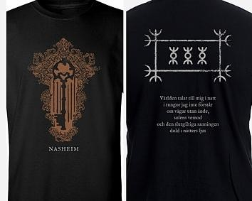 Nasheim - Solens Vemod [black], TS