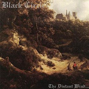 Black Circle - The Distant Wind, CD