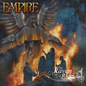 Empire (Ger) - The Raven Ride [JAPAN], CD