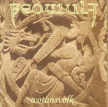 Beowulf - Wotansvolk, CD