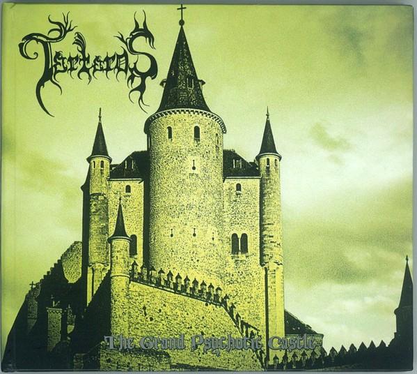 Tartaros - The Grand Psychotic Castle, CD DIGIBOOK