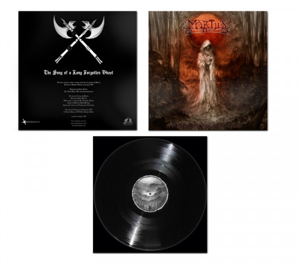 Mortiis - The Song Of A Long Forgotten Ghost [black - 450], LP