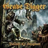 Grave Digger - Ballads Of A Hangman, DigiCD