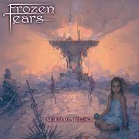 Frozen Tears - Nights Of Violence, CD