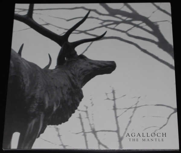 Agalloch - The Mantle [white - 500], 2LP